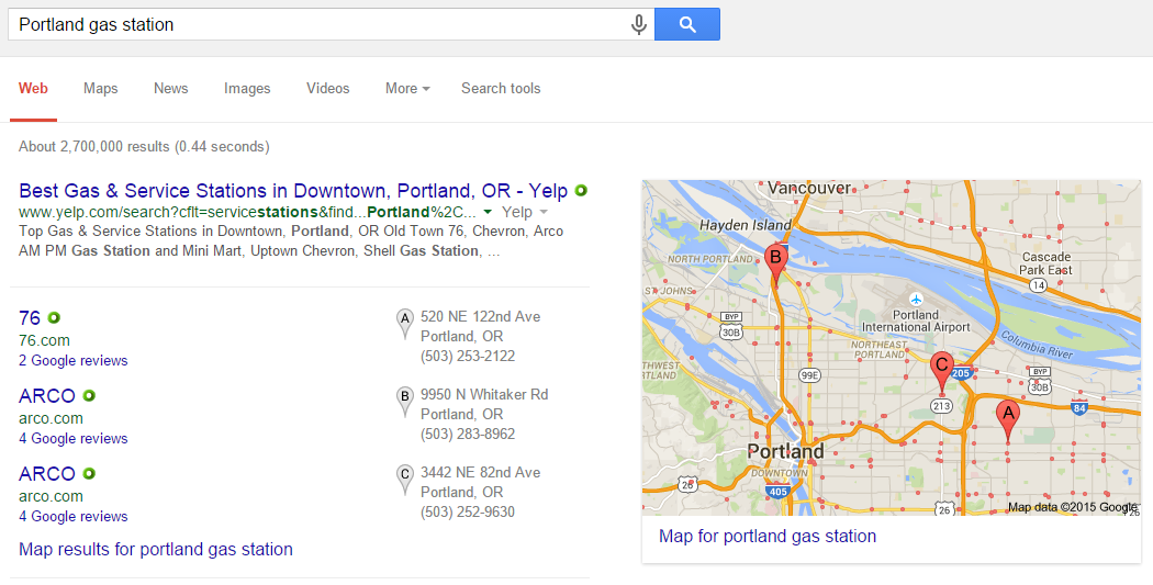 Google PPC, Good AdWords, Regal Ad Management, Google My Business, Google Maps